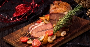 Up to 15% discount on Dinner Buffet in December