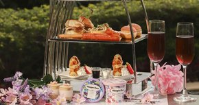 10% discount on Love Blooms Afternoon Tea Set