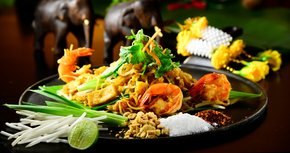 Up to 20% discount in July for 'Why Not Thai' Dinner Buffet