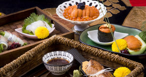 10% discount on Spring Sashimi Feast in March & April