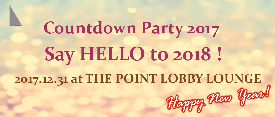 Countdown Party at The Point
