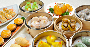 20% Discount on Saturday Dim Sum Lunch Buffet