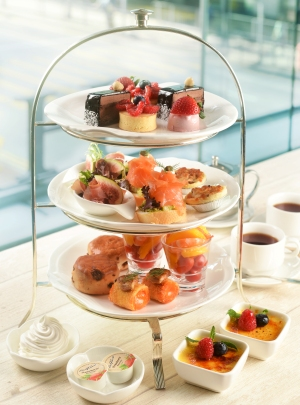 Fruit Delights Afternoon Tea Set