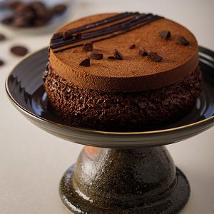 WEISS Double Chocolate Cake