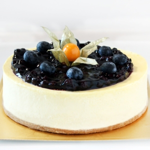 Blueberry Cheese Cake 300×300